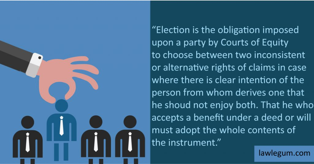 doctrine-of-election-definition