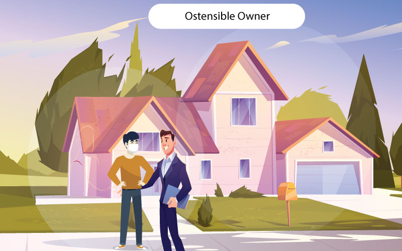 Ostensible owner Section 41 of tpa